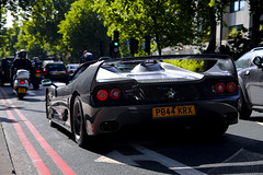 Ferrari F50 (Murphy Photography) Tags: uk london car speed italian power ferrari british 1995 expensive supercar f50