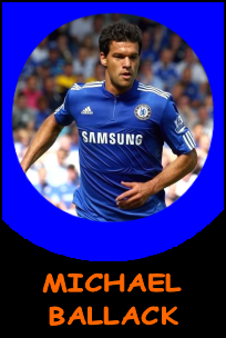 Pictures of Michael Ballack
