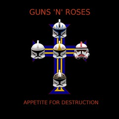 Day 150 (pasukaru76) Tags: starwars lego gunsnroses albumcovers appetitefordestruction sigma105mm totw projectclone365