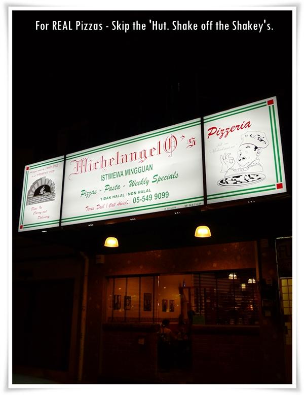 Michelangelo's Pizzeria @ Ipoh