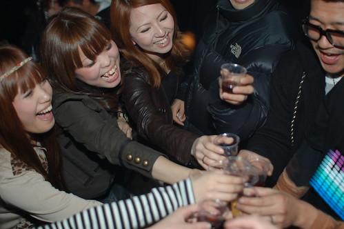 LINK STATION -CORO BIRTHDAY BASH!!- 2010/01/12