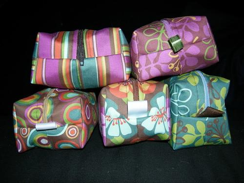 5 bags