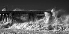 surge (nlwirth) Tags: california winter pier waves yup pacifica nlwirth