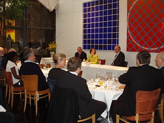 Vince Brunch 021 (Caledonian Lib Dems) Tags: shadow for with dr vince cable bridget business fox brunch local mp joined representatives vincebrunch