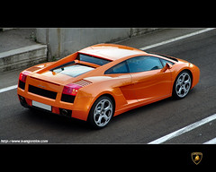 Lamborghini Gallardo I. (FuNS0f7) Tags: hungary hungaroring lamborghinigallardo sonycybershotdscf828 mogyoród exclusivedreamcar