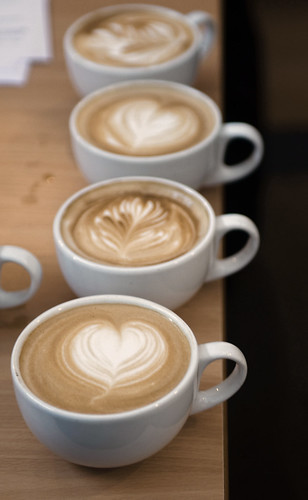 Coffee : Latte Art