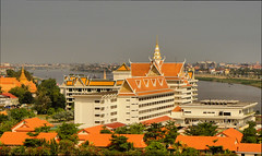 Review of Hotel Cambodiana, Phnom Penh, Cambodia