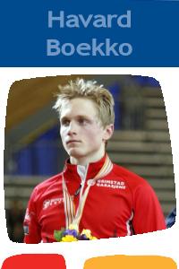 Pictures of Havard Boekko!