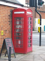 Telephone booth! (my.never.) Tags: england waren