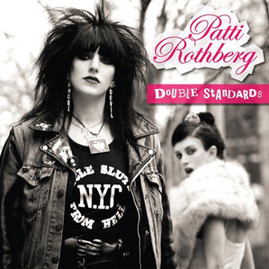 Patti Rothberg - Double Standards CD