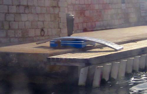curverd gangplank