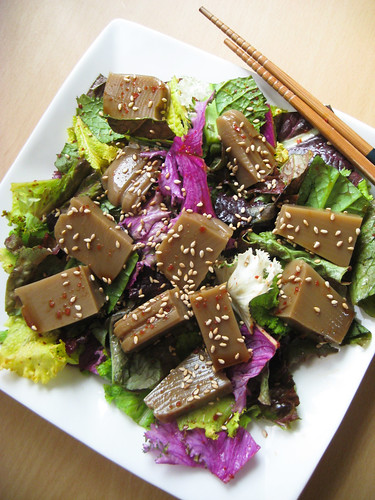 Acorn Jelly Salad