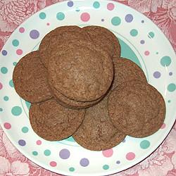 Champa's Ragi Peanut Butter Cookies