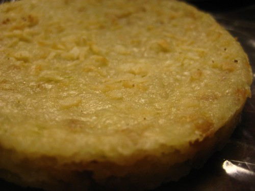 Coconut Lime Cookie