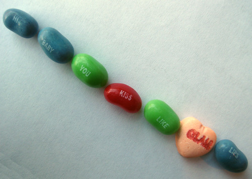 Jelly Belly Conversation Beans