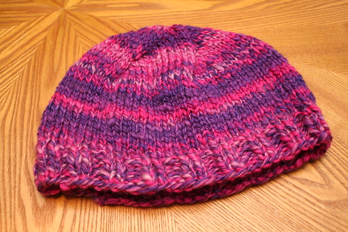 One Day Handspun Hat