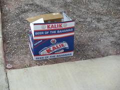 Kalik Beer Box