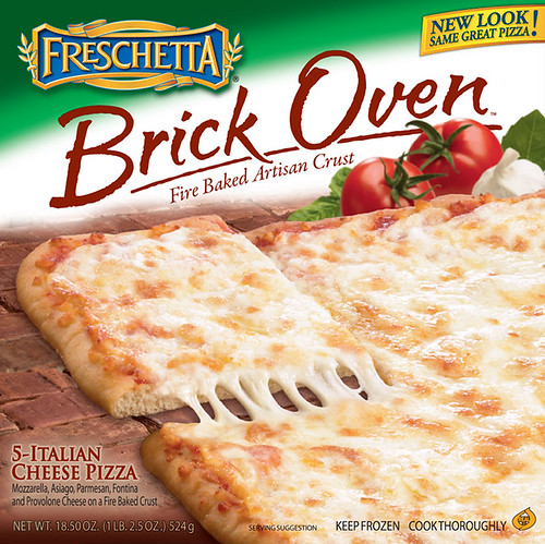 FRESCHETTA®  Brick Oven Five Italian Cheese Pizza