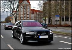Audi RS6 Avant C6 (ThomvdN) Tags: germany essen nikon shot 1855 audi avant tracking vr c6 rs6 d60