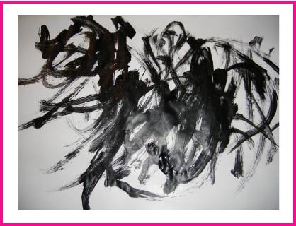 black-painting-with-border