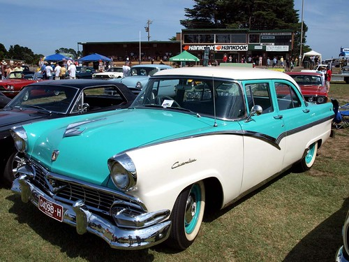 1957 Ford Customline - Australian Made Version