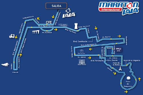 Ruta Maratón Lala