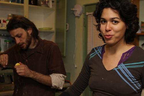 Chefs Adan & Belinda
