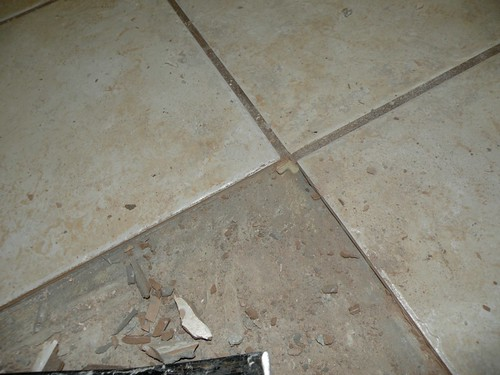 Tile Step Patch