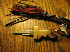 my Tuareg car key (jewelley) Tags: car key tuareg kidal
