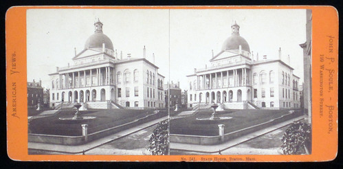 State House, Boston, Mass. John P. <span class=