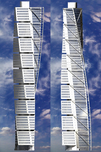 Images HSB Turning Torso Copyright © HSB Malmo / Samark