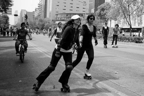 Reforma Sunday Rollerblades