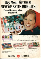 GE 1969 Christmas Light ad (JeffCarter629) Tags: generalelectricchristmas gechristmas