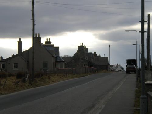 Habost village