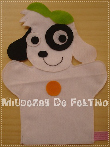 Fantoche Doki , originally uploaded by Miudezas de Feltro .