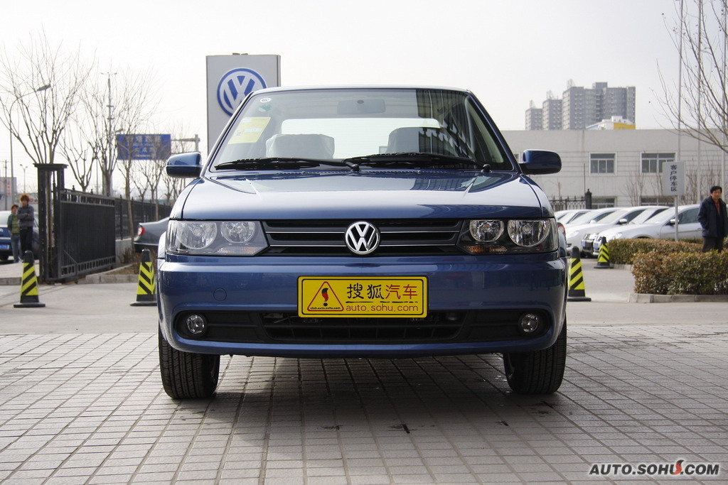 FAW - VW City - Golf