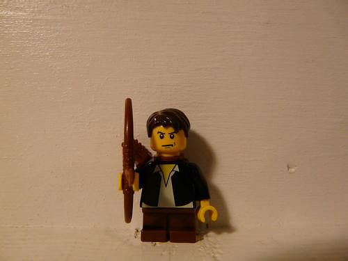 Hobbit Archer by BirdboyJohan.