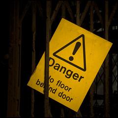 No Floor Behind Door (Viveca Koh FRPS) Tags: london danger photographer under koh photographerlondon viveca nofloorbehinddoor