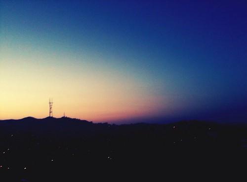 Good night, sun.