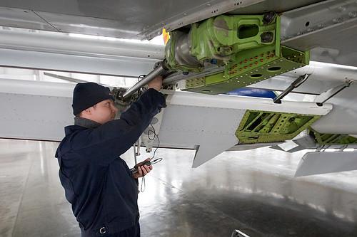 Работа Внуковского авиаремонтного завода ВАРЗ-400