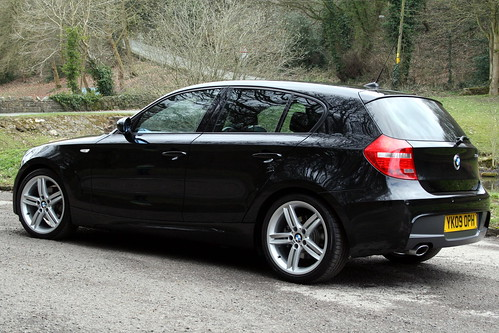 Bmw 118d M Sport Interior. BMW 118d MSport with Full