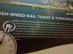 """True high-speed rail"""