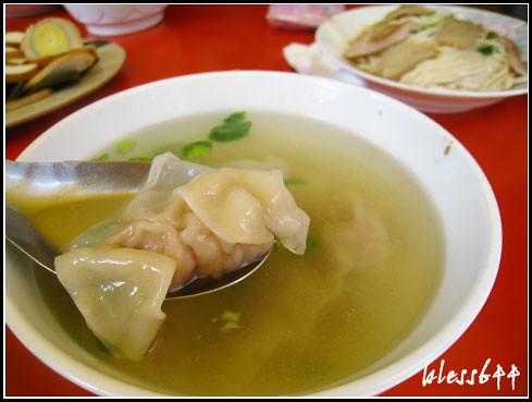 哈瑪星汕頭麵-餛飩湯