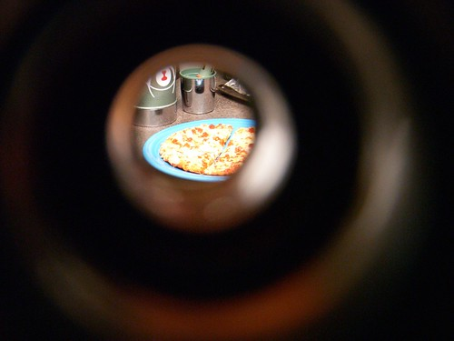A Different Point of View:  Pizza