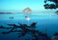 Morro Bay State Park, California Coast (moonjazz) Tags: ocean california park morning travel blue nature water beauty rock landscape photography bestof pacific blues landmark best recreation morrobay geology centralcoast daytrip morrobaystatepark