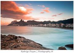 Arpoador - RJ (:.Rodrigo Pessoa.:) Tags: riodejaneiro landscape paisagem filters arpoador longaexposio sigma1020mm filtros canonxs