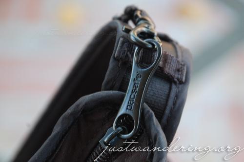 Pacsafe Toursafe Handbag