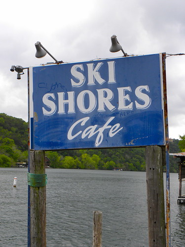 You recognize that sign! Stop by Ski </p> <p>Well, I've got Good News! Head on down to Lake Austin and get yourself to <a href=