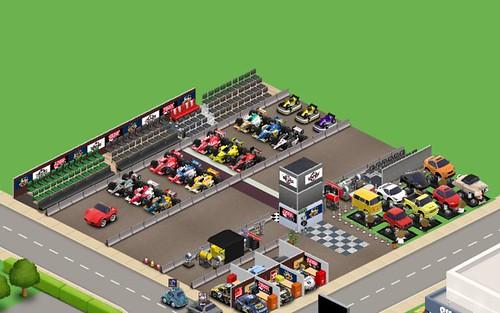 Car Town Garages