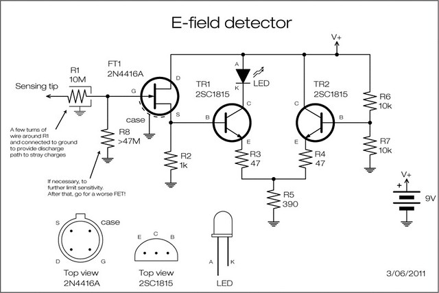 Automatic Street Light Control Circuit Diagram further Thread Water Level Indicator Using BC548 Transistor Mini Project besides Automatic Street Light Controller Circuit moreover Not Gate Schematic Diagram moreover Inverter 41882257. on simple led circuit with transistor